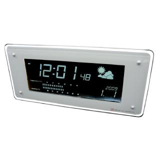 高機能を搭載した電波時計