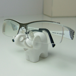 ELEPHANT GLASSES HOLDER